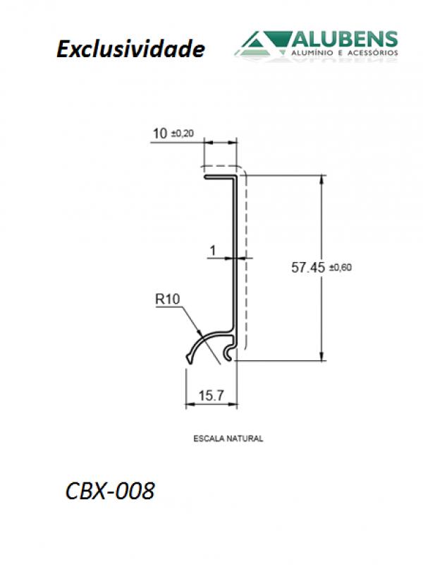 CBX 008 - Sistema Exclusivo