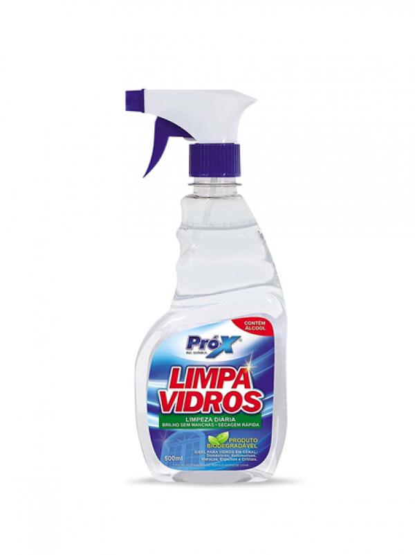 Limpa Vidros Pró-X