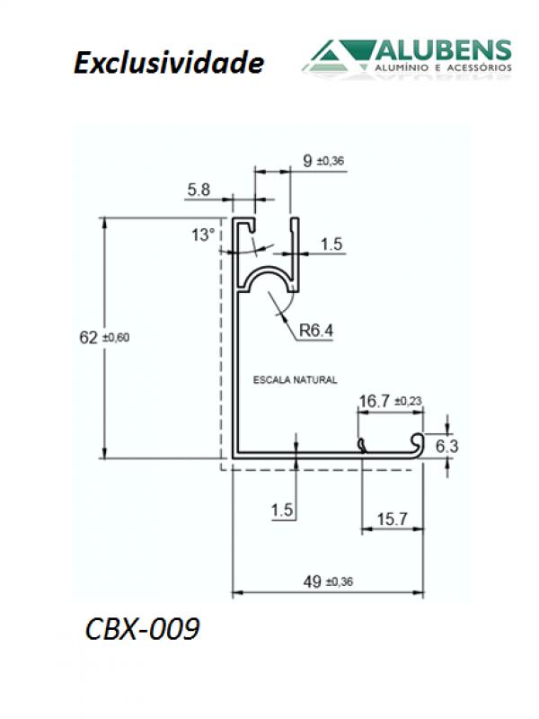 CBX 009 - Sistema Exclusivo